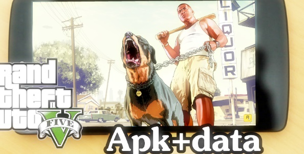 Download GTA5 for Android APK+OBB