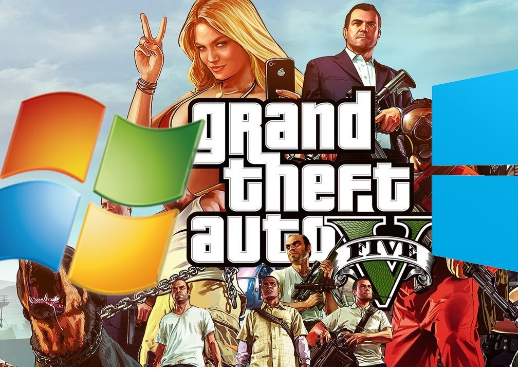 GTA 5 Download for PC Windows 7