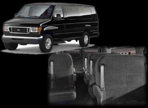 Toronto Airport Taxi Executive Van Services