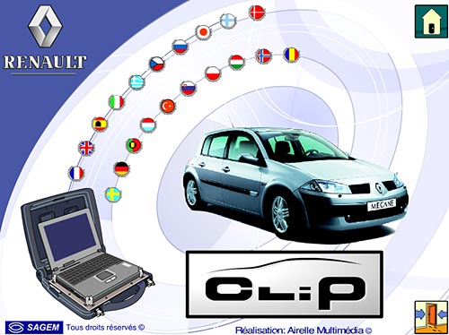 Renault CAN Clip 196 free Link Download 05.2020