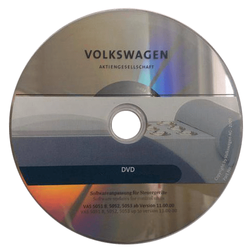 VAG Flash data Firmware Flashdaten 2020 2