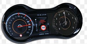 dashboard calibration