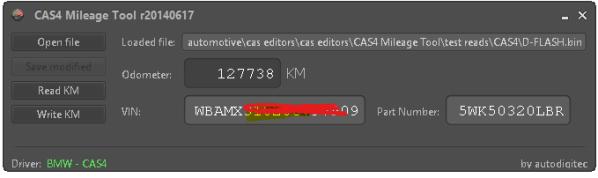 BMW CAS EWS ECU editors AND SYNC READ ISN 4 57 3