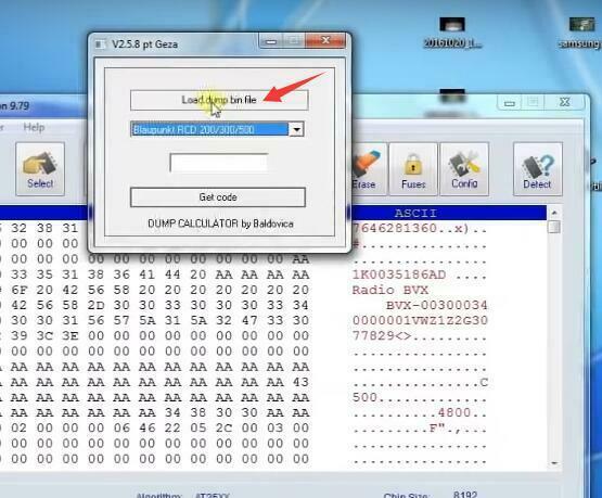 Car Radio Unlock Code calculator 2 57 83