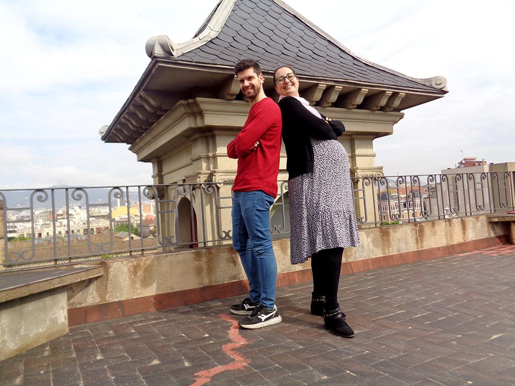María Aparicio y Javier Martínez tándem del Departamento Técnico de GTA Europa