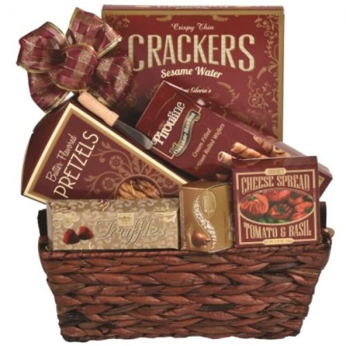 Sweet Savory Gift Basket