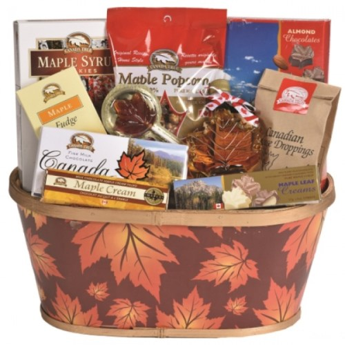 Canadian gift baskets online