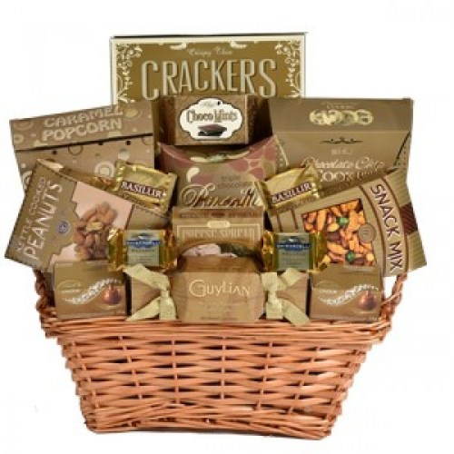 Holiday Gourmet Baskets