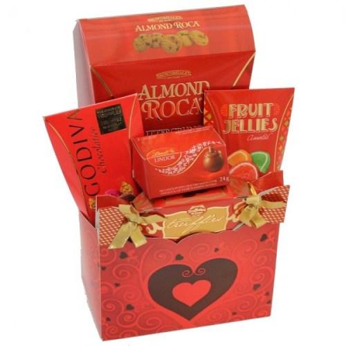 Valentine's Chocolate Gift