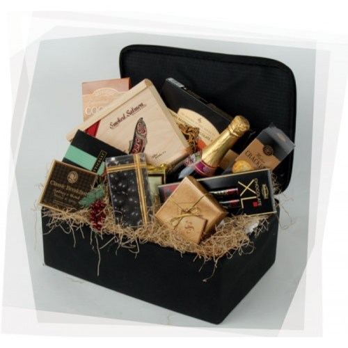 Blissful Sensations Gifts, kitchen gift basket, Valentine day gift, Canadian food gift, food gift delivery New market