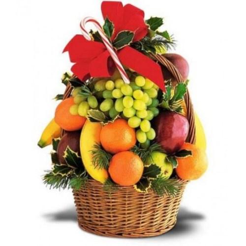 Fruit Basket Arrangements