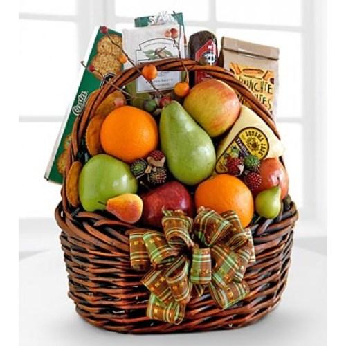 Snacks Basket