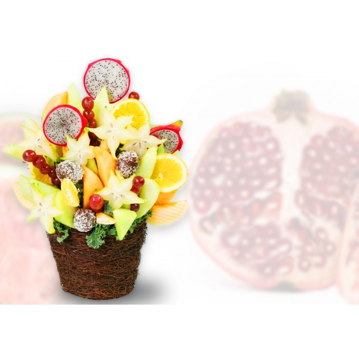 Edere - Dragon Fruit and Starfruit