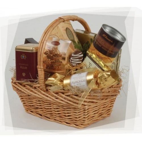New Homeowner Gift Basket