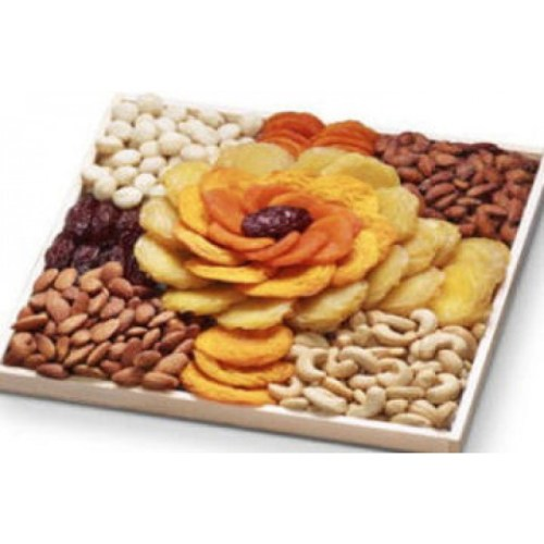 Nuts and Dried Fruit Tray