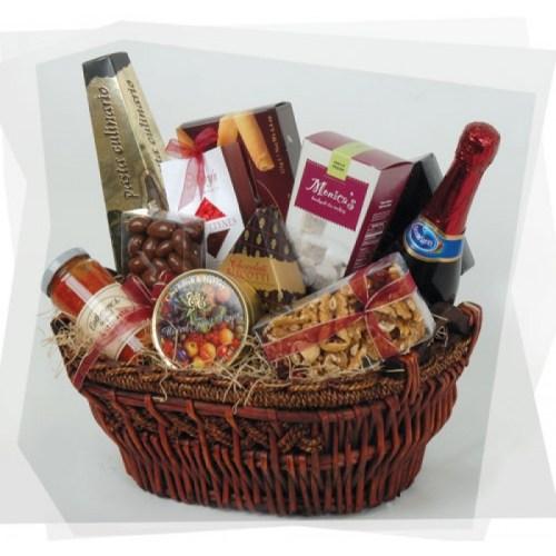 The Sparkler Gift Basket