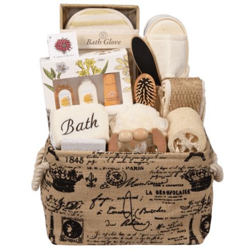Home Spa Gift Baskets