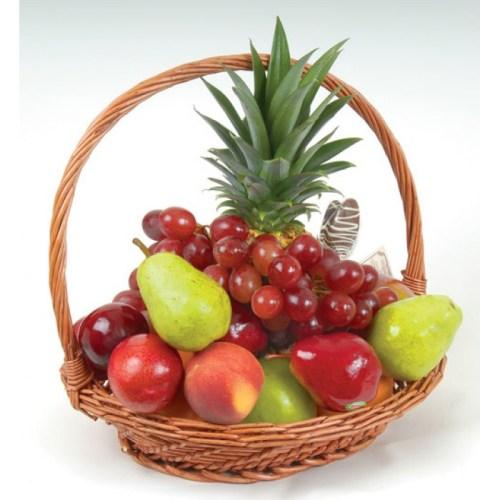 Birthday Greetings – Fruits, birthday basket