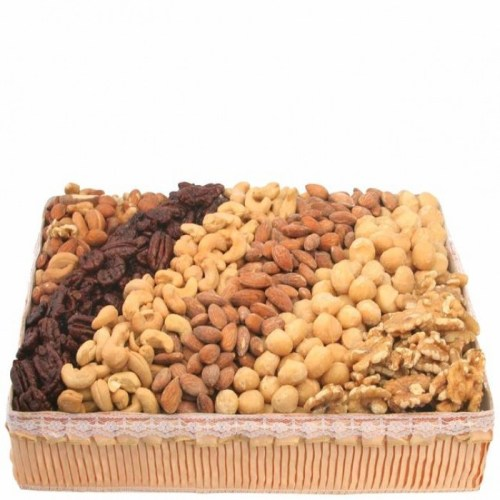 Nuts Toronto Canada