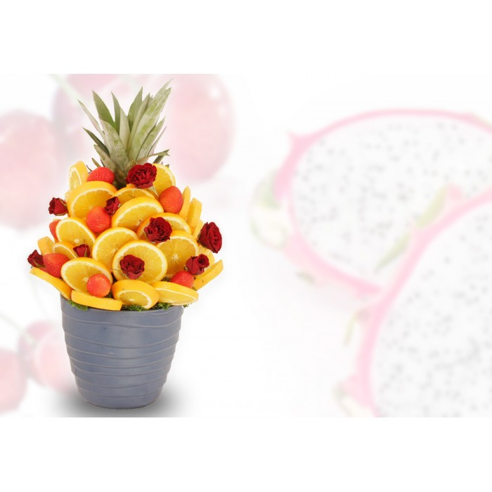 Victorian Edible Arrangements
