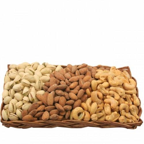 Mix Nuts Gift Basket