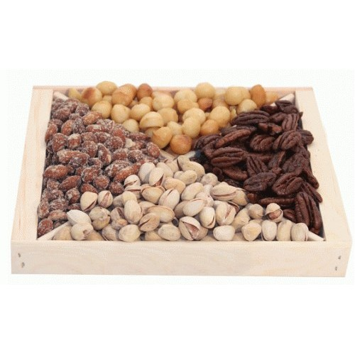 Box of Delicious Nuts
