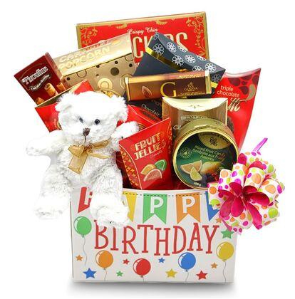 best birthday gift baskets
