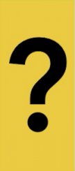 Question Mark_Yellow