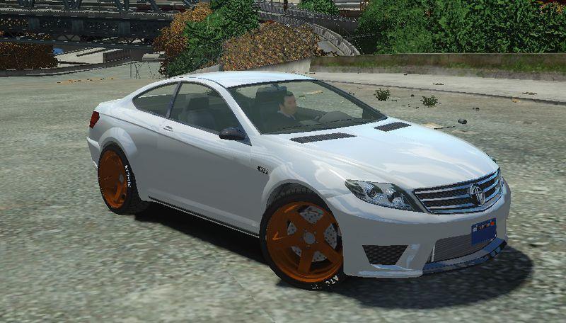 GTA 4 GTA V Benefactor Schwartzer Mod