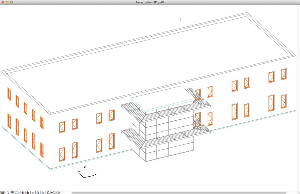 Window-to-floor area ratio calculation in 4 easy steps (SANS 10400-XA 4.4.4.1 & 2) (4/6)