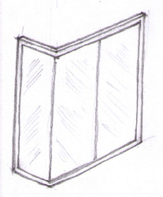 How to: Butt Jointed Glass Windows in ArchiCAD (1/6)