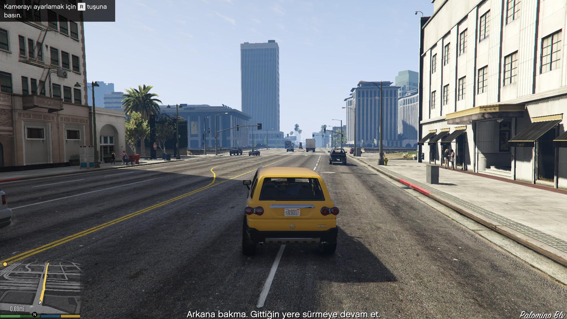 Grand Theft Auto V Trke Yama GTA TR