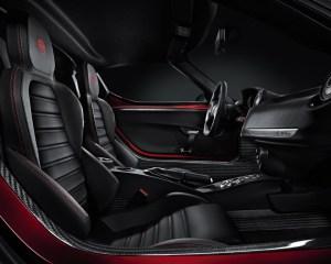 2014 Alfa Romeo 4C Interior View