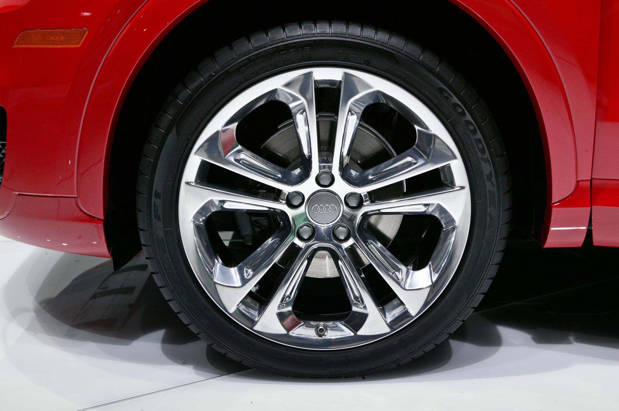 2015 Audi Q3 Front Wheel