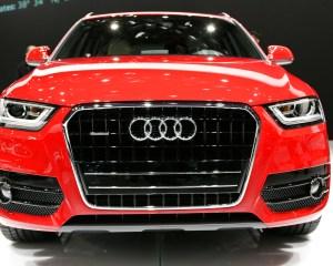 2015 Audi Q3 Grille