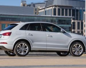 2015 Audi Q3 White