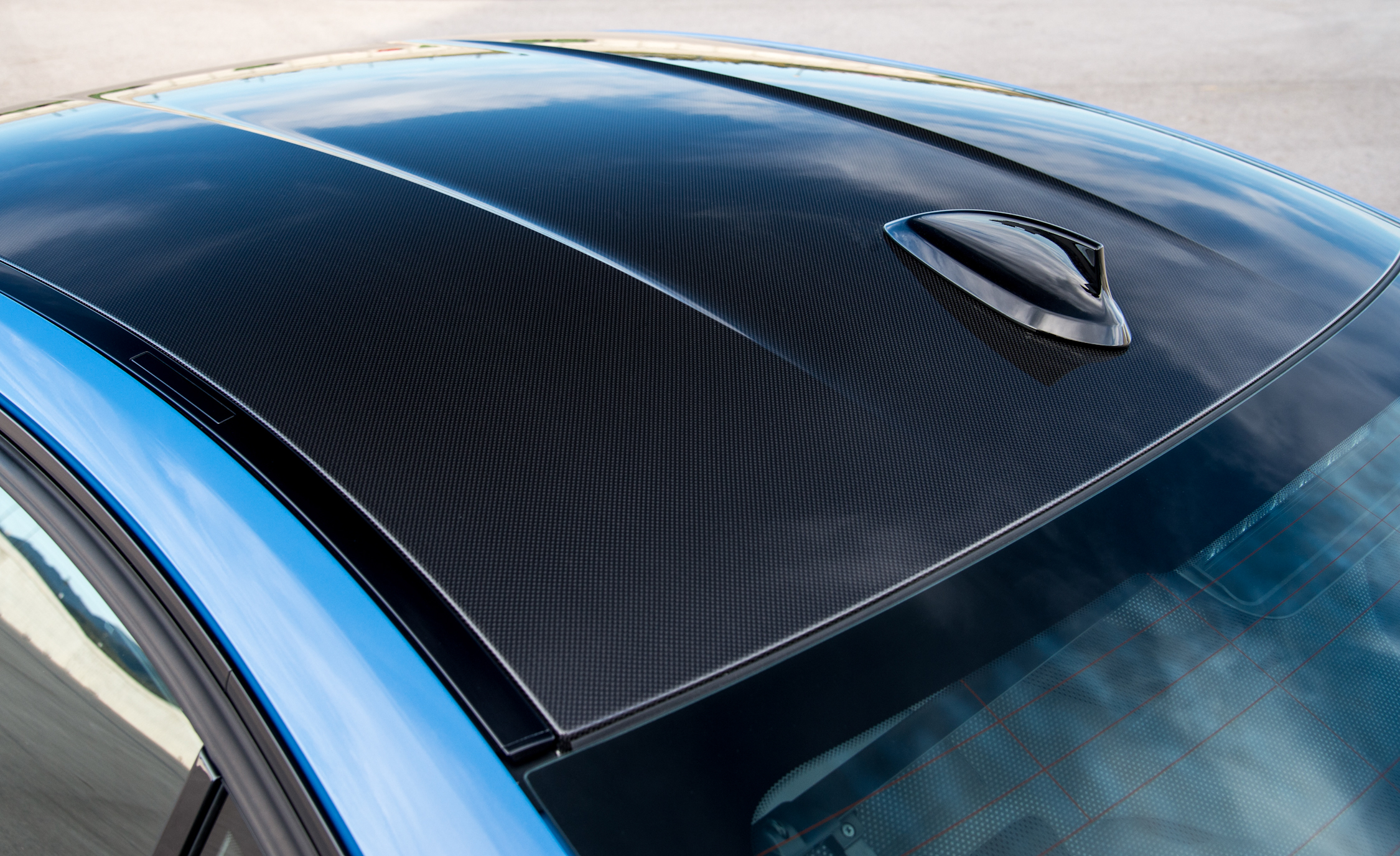2015 BMW M3 Exterior Carbon Fiber Roof