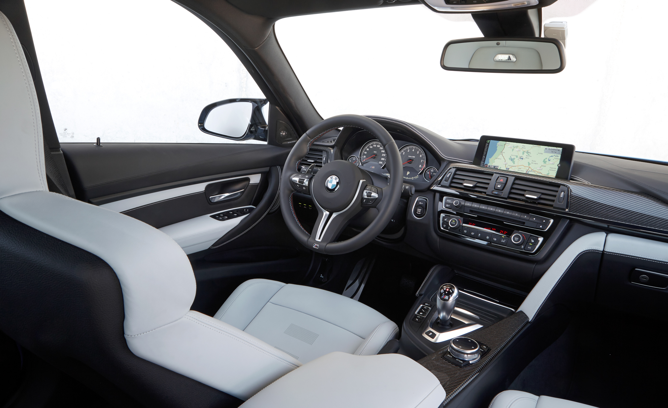 2015 BMW M3 Interior Cockpit