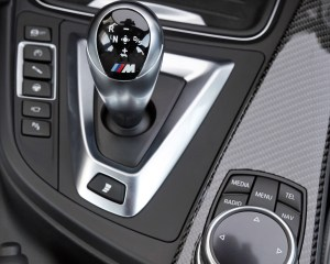 2015 BMW M3 Interior Gear Shift Knob