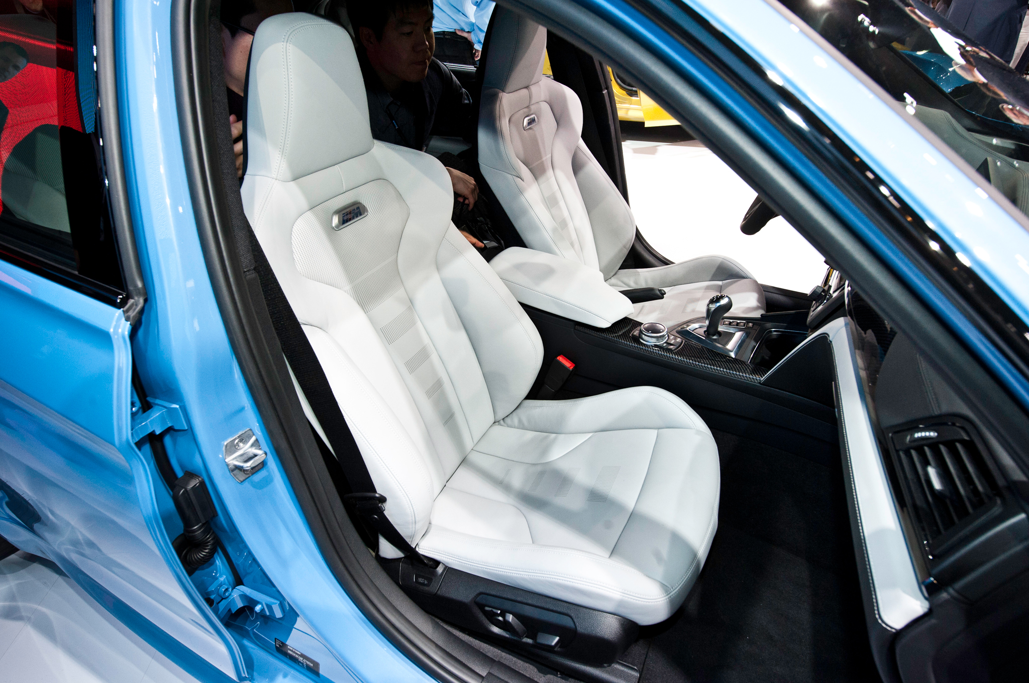 2015 BMW M3 Interior Seat View