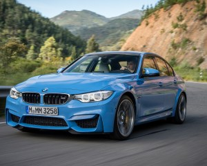 2015 BMW M3 Test Drive