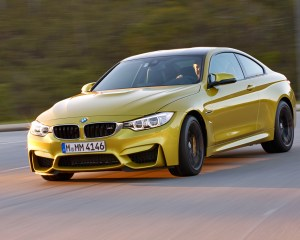 New 2015 BMW M4 Coupe Review