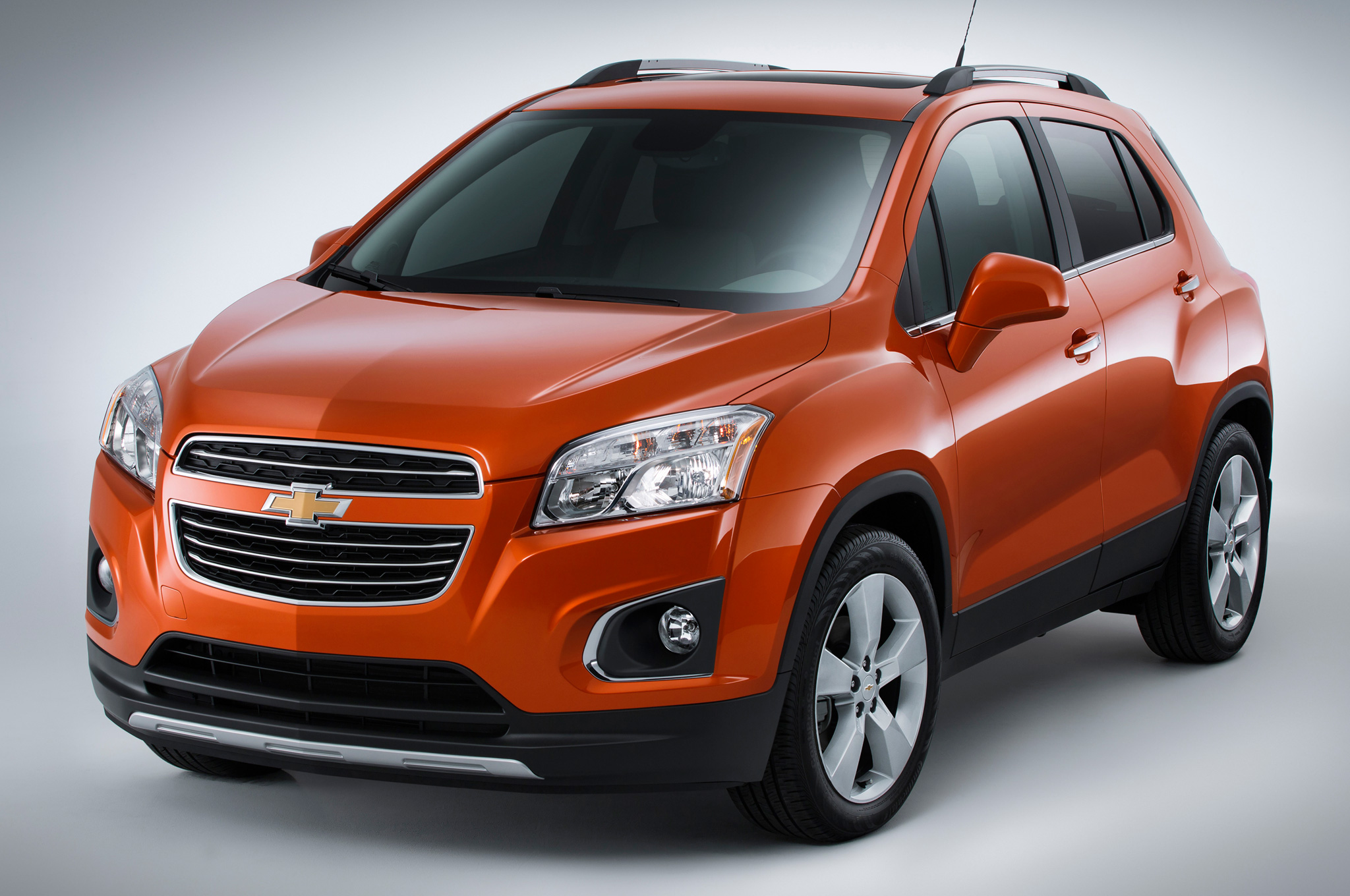 2015 Chevrolet Trax Front End