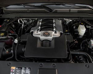 2015 cadillac escalade engine