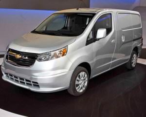 2015 chevrolet city express minivan