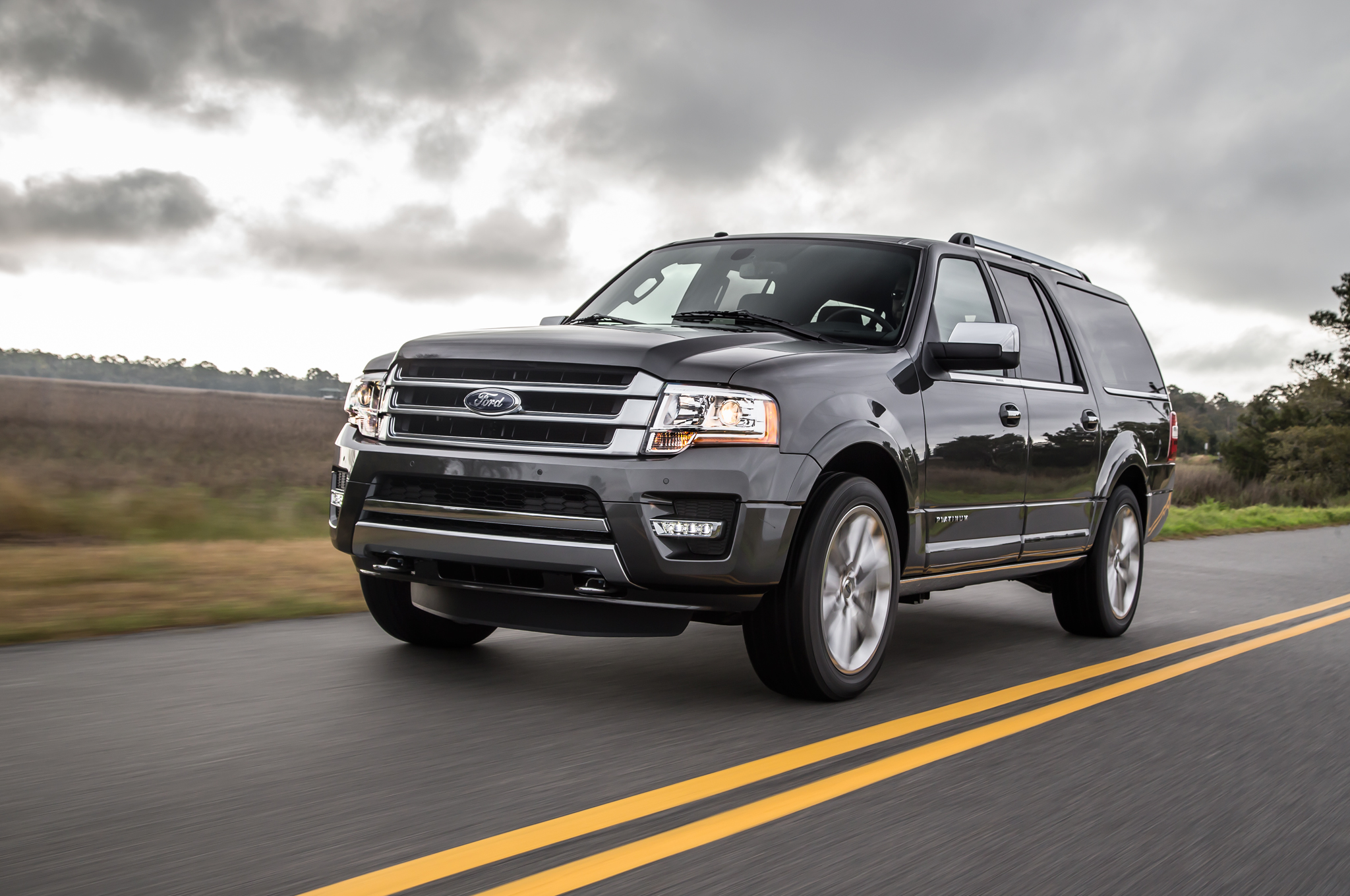 2015 Ford Expedition Performance