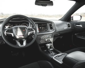 2015 Dodge Charger R/T Interior