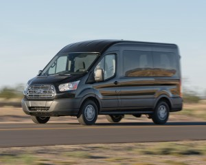 2015 Ford Transit 150 Exterior Overview
