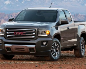 2015 GMC Canyon Front End