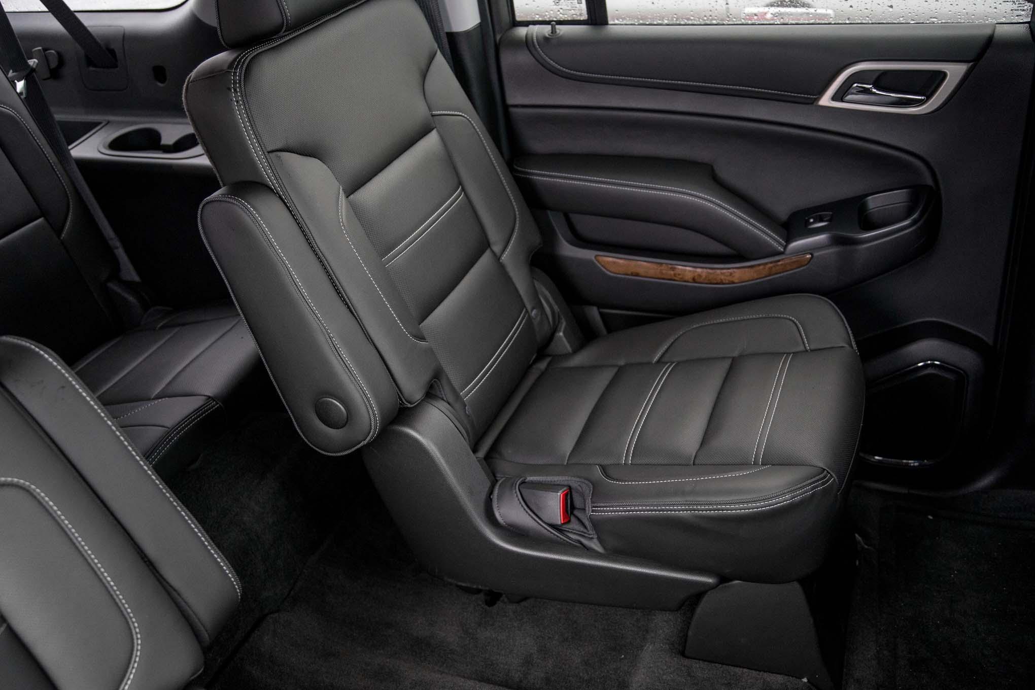 2015 GMC Yukon XL Center Seat Interior